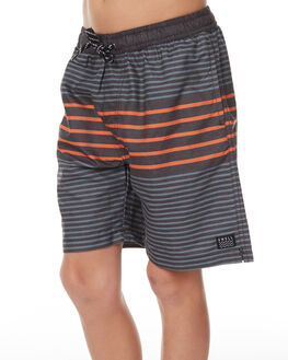 BLACK KIDS BOYS SWELL SHORTS - S3174234BLK