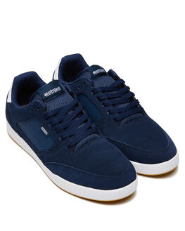 NAVY WHITE GUM MENS FOOTWEAR ETNIES SNEAKERS - 4101000516478