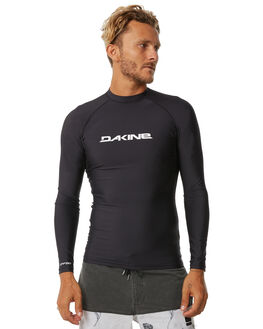 BLACK SURF RASHVESTS DAKINE MENS - 10001017BLK1