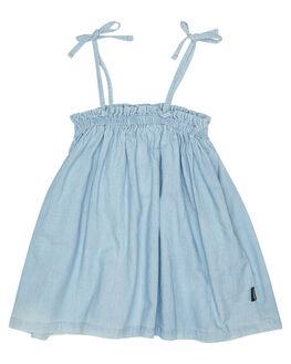 SUMMER BLUE KIDS BABY BONDS CLOTHING - BYGDASMBLU