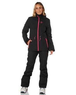 JET BLACK BOARDSPORTS SNOW RIP CURL WOMENS - SGJDD44284