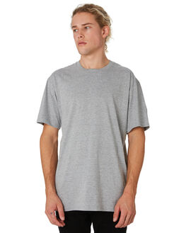 GREY MARLE MENS CLOTHING AS COLOUR TEES - 5001GRYM
