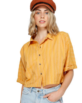 ARTISAN GOLD WOMENS CLOTHING ELEMENT FASHION TOPS - 293213AGLD