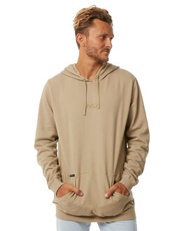 DUSTY YELLOW MENS CLOTHING RVCA JUMPERS - R171159DYLW