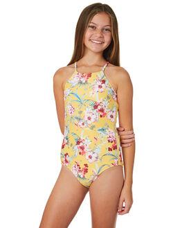 PINEAPPLE KIDS GIRLS SEAFOLLY SWIMWEAR - 15608PINE