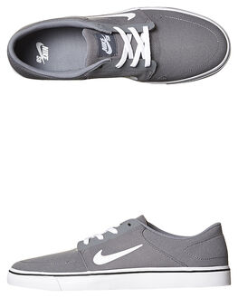 COOL GREY WHT BLACK WOMENS FOOTWEAR NIKE SNEAKERS - SS723874-004W