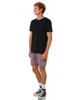 PIGMENT PLUM MENS CLOTHING NO NEWS BOARDSHORTS - N5202231PIGPM