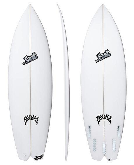 CLEAR BOARDSPORTS SURF LOST SURFBOARDS - LOWEEKENDCLR