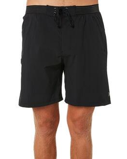 BLACK MENS CLOTHING HURLEY SHORTS - BQ0235010