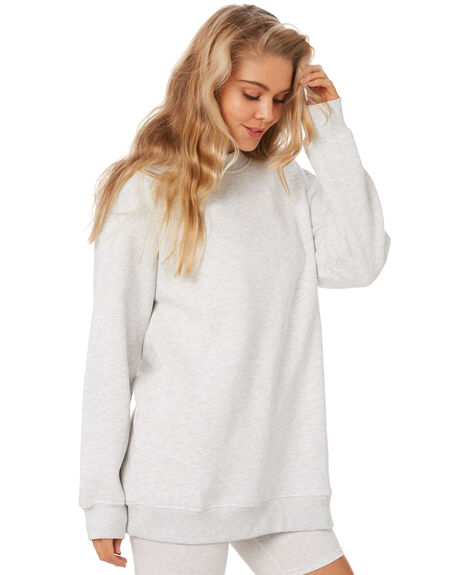 SNOW MARLE WOMENS CLOTHING NUDE LUCY HOODIES + SWEATS - NU24217SMRL
