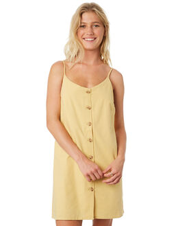 PINEAPPLE WOMENS CLOTHING BILLABONG DRESSES - 6581482PINE
