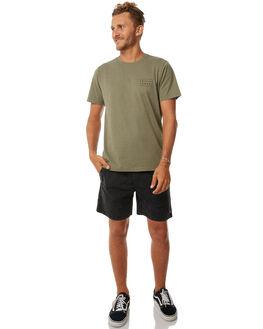 MILITARY MARLE MENS CLOTHING BILLABONG TEES - 9585006MMRL