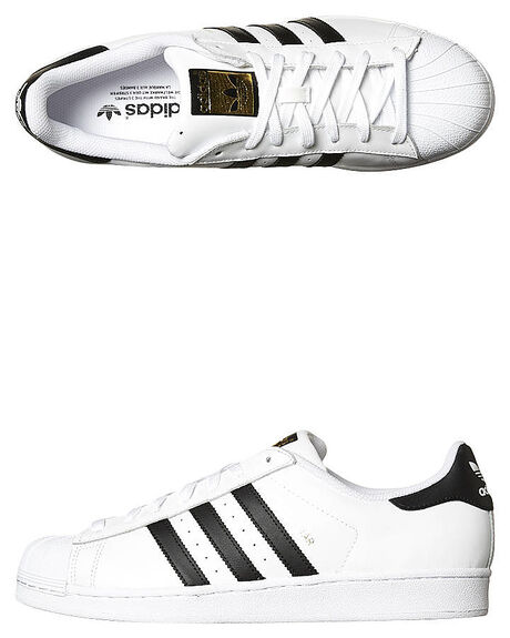 new styles 34e0e 088ce ADIDAS ORIGINALS Mens Superstar Shoe