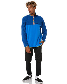 BAYOU BLUE MENS CLOTHING PATAGONIA JUMPERS - 26165BYBL
