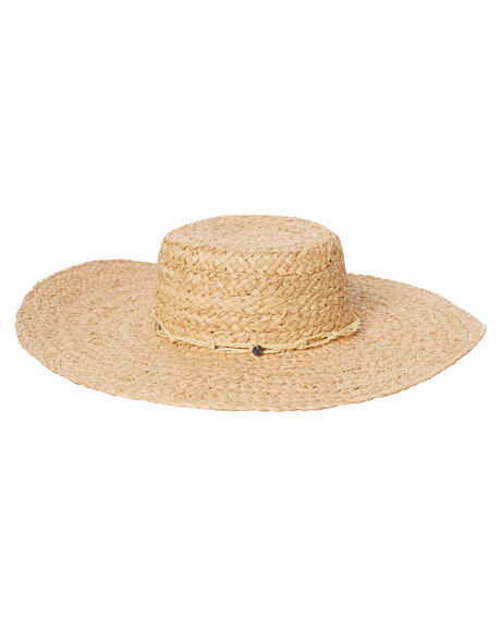 NATURAL WOMENS ACCESSORIES RUSTY HEADWEAR - HHL0495NAT