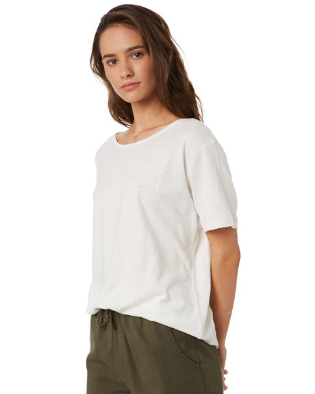 OFF WHITE WOMENS CLOTHING RIP CURL TEES - GTECD20003