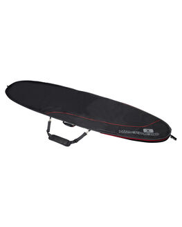 BLACK RED SURF HARDWARE OCEAN AND EARTH BOARDCOVERS - SCLB318BLKRD