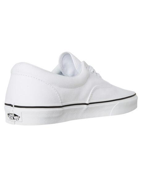 TRUE WHITE WOMENS FOOTWEAR VANS SNEAKERS - SSVN-0EWZW00TWHTW