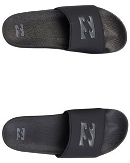 STEALTH MENS FOOTWEAR BILLABONG SLIDES - BB-9691943-STE