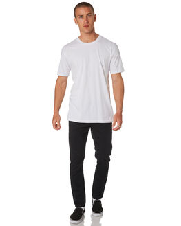 WHITE MENS CLOTHING AS COLOUR TEES - 5001WHI