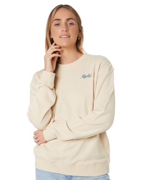 NUDE WOMENS CLOTHING RIP CURL JUMPERS - GFEIO14043