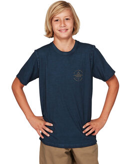 NAVY KIDS BOYS BILLABONG TOPS - BB-8592001-NVY
