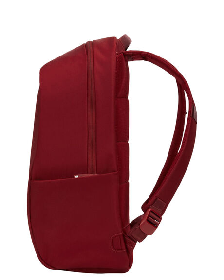 DEEP RED MENS ACCESSORIES INCASE BAGS + BACKPACKS - INCO100324DRD
