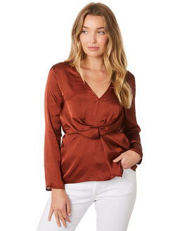 GINGER WOMENS CLOTHING SASS FASHION TOPS - 13715TWSSGING