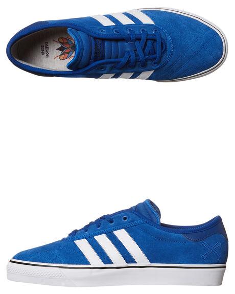 los angeles 8eca8 5c9b0 BLUE WHITE MENS FOOTWEAR ADIDAS ORIGINALS SKATE SHOES - BY3952BLU