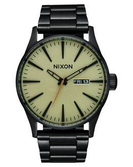BLACK KHAKI MENS ACCESSORIES NIXON WATCHES - A3561439-00