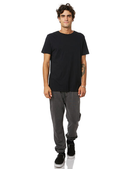 VINTAGE BLACK MENS CLOTHING THE PEOPLE VS PANTS - AW21M511VBLK