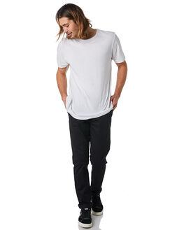BLACK MENS CLOTHING GLOBE PANTS - GB01216010BLK