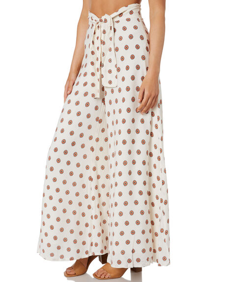 IVORY WOMENS CLOTHING TIGERLILY PANTS - T303396IVY