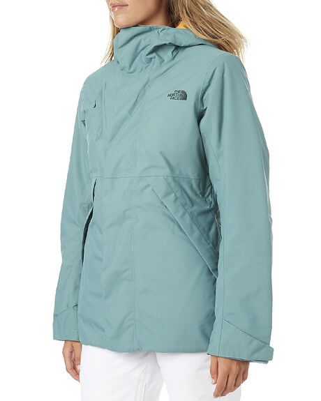 DEEP SEA SNOW OUTERWEAR THE NORTH FACE JACKETS - NF0A2TK2HCEDSEA