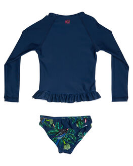NAVY KIDS GIRLS MUNSTER KIDS SWIMWEAR - MM191BK01NVY