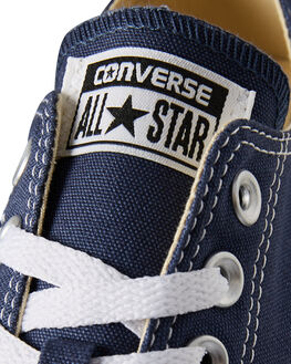 NAVY MENS FOOTWEAR CONVERSE SKATE SHOES - SS19697NVY2M