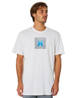 WHITE MENS CLOTHING HURLEY TEES - AT6647100