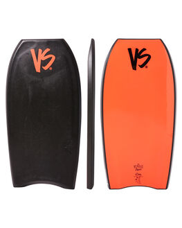 BLACK SURF BODYBOARDS VS BODYBOARDS BOARDS - V18WIMOTION43MBBLACK