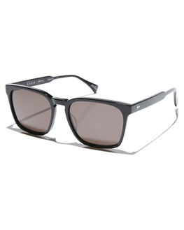 BLACK DARK SMOKE MENS ACCESSORIES RAEN SUNGLASSES - 100M181PIE-S126-55