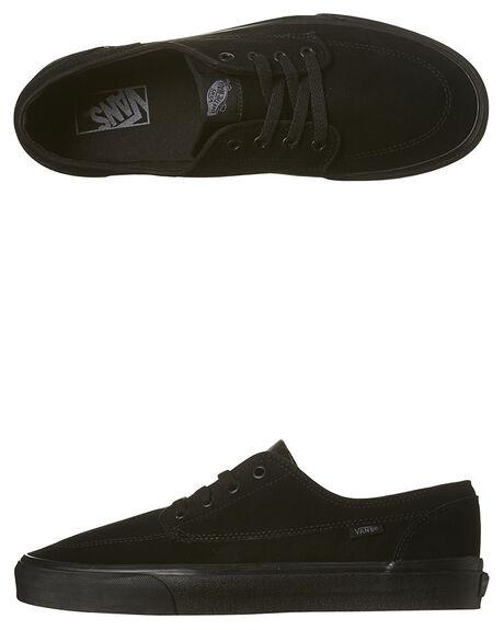 30f910d56ce7 BLACK BLACK MENS FOOTWEAR VANS SNEAKERS - VN-0ZAB6D3BBK