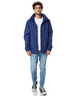 FLAG BLUE MENS CLOTHING THE NORTH FACE JACKETS - NF0A2VD5N8E