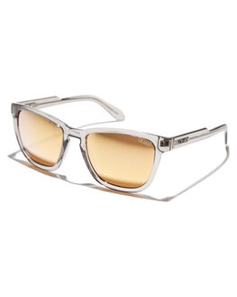 GREY PEACH MENS ACCESSORIES QUAY EYEWEAR SUNGLASSES - QM-000313-GRYPC