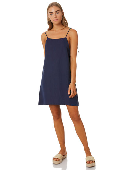NAVY WOMENS CLOTHING SWELL DRESSES - S8184446NVY