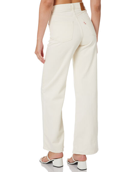 ICY ECRU WOMENS CLOTHING LEVI'S JEANS - 79112-0009