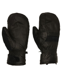 BLACK BOARDSPORTS SNOW POW GLOVES - STM-B-L-GTX-BKBLK