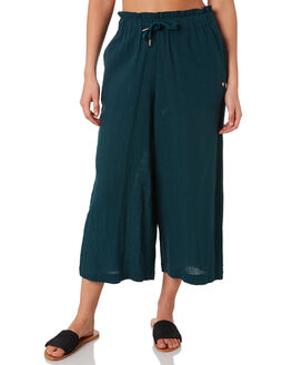 EVERGREEN WOMENS CLOTHING VOLCOM PANTS - B1112075EVR