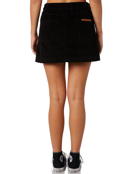 BLACK OUTLET WOMENS THE HIDDEN WAY SKIRTS - H8184474BLACK