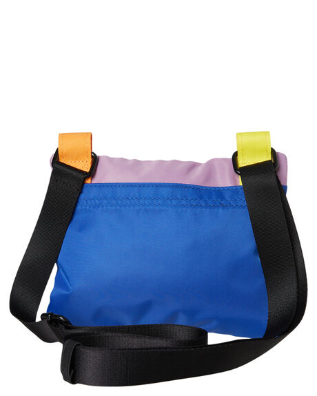 MULTI COLOURED OUTLET MENS STUSSY BAGS + BACKPACKS - ST793016MULTI