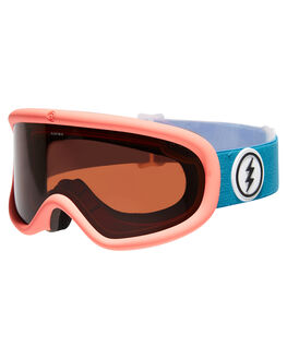 PINK PALMS BROSE BOARDSPORTS SNOW ELECTRIC GOGGLES - EG2117403-BRSE