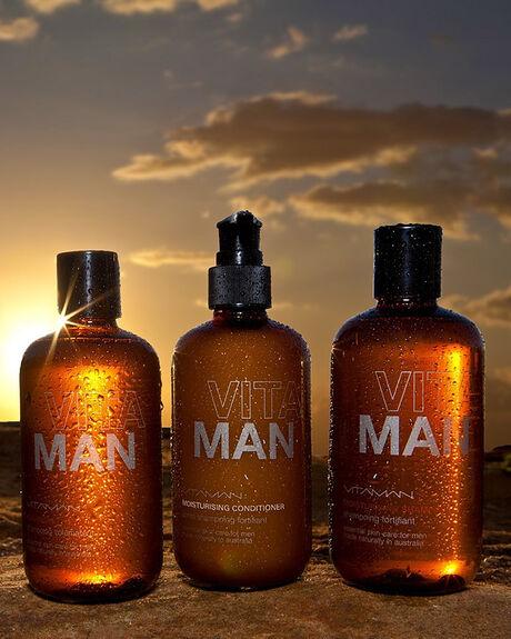 NATURAL HOME + BODY BODY VITAMAN MENS GROOMING - RH106